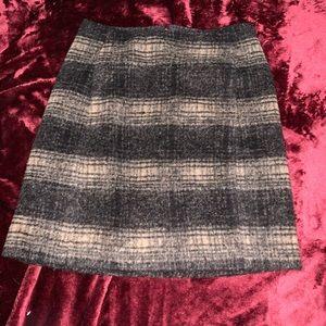 Uniqlo A-Line skirt